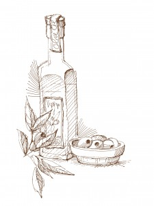 Specialty Olive Oil from Chile - one of our PEO clients favorite hobbies