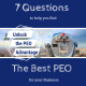 7 Questions to help you find the Best PEO for your Business