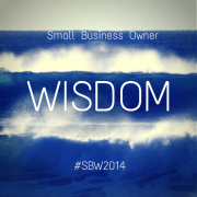 Waves crashing into a beach - Small Business Owner Wisdom