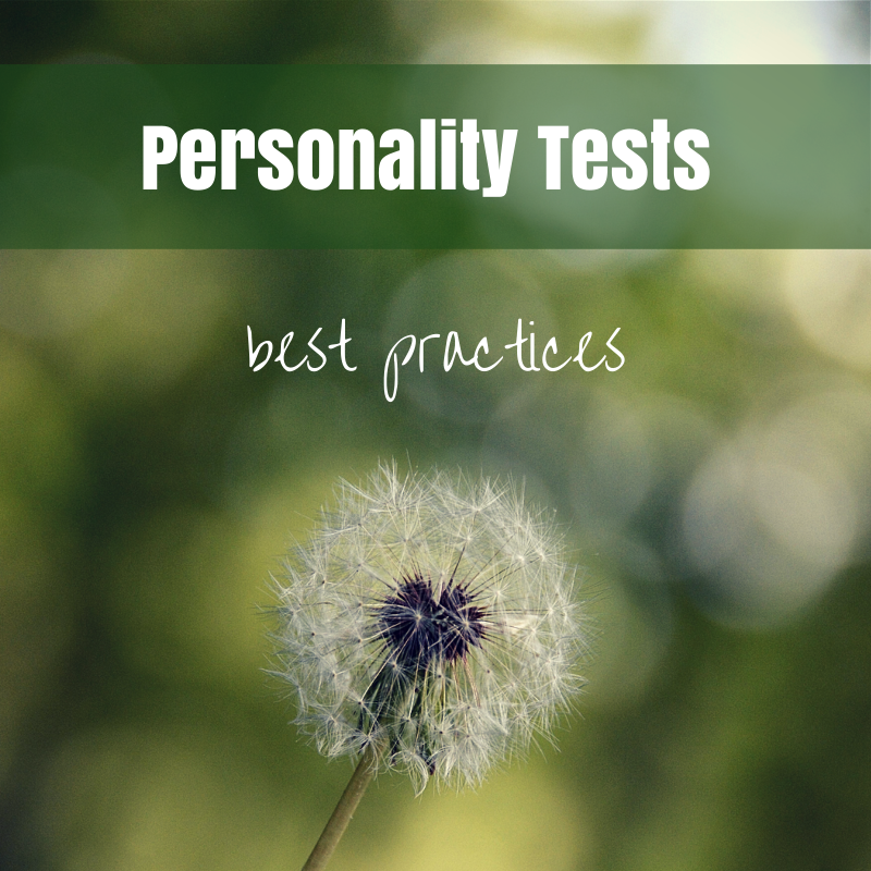 personality tests (2)