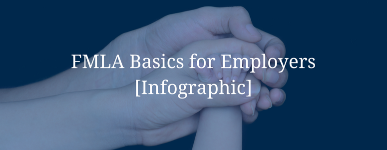 FMLA Basics for Employers [Infographic]