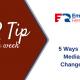 HR Tip of the week - 5 Ways Social Media has Changed HR