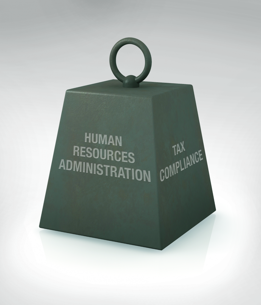 shared liability HR
