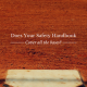 Home plate - Does your safety handbook cover all the bases?