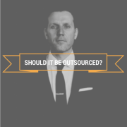 Man in a suit - Should it be outsourced?