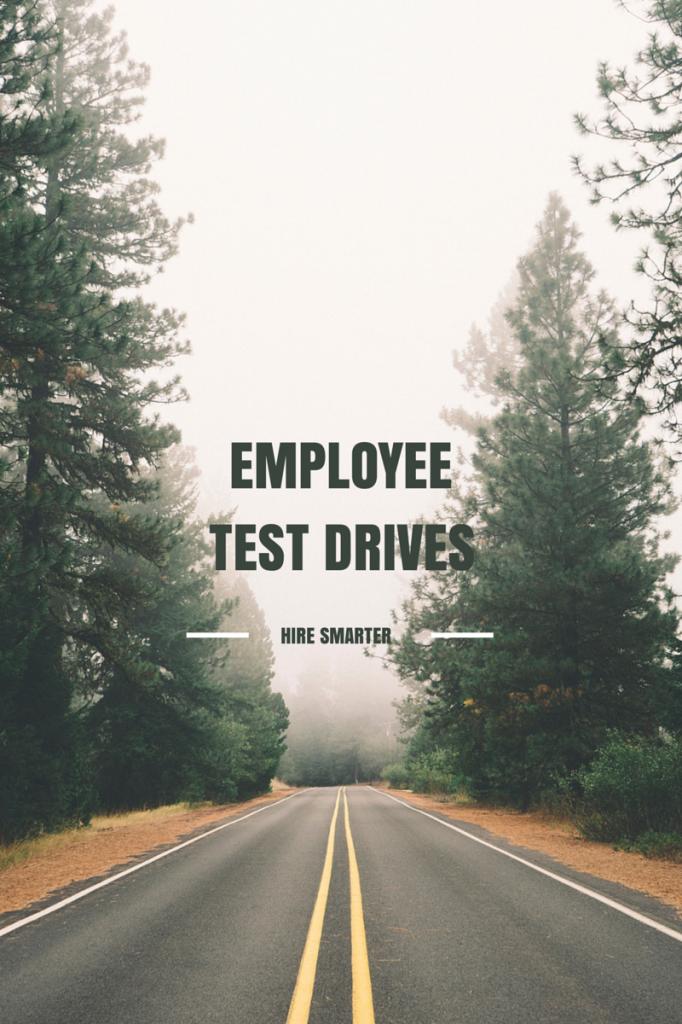 EMPLOYEE TEST DRIVE