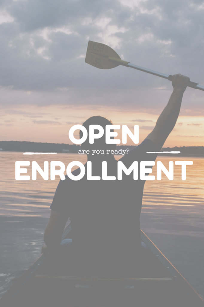 what is open enrollment