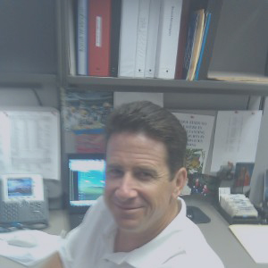 Faceshot of our Houston sales guy, Barrett