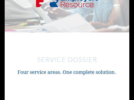 ERM PEO Service Dossier