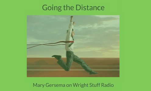 Mary Gersema on Wright Stuff Radio [Listen]