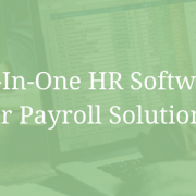 All-In-One HR Software [From our Payroll Solutions eBook] in post