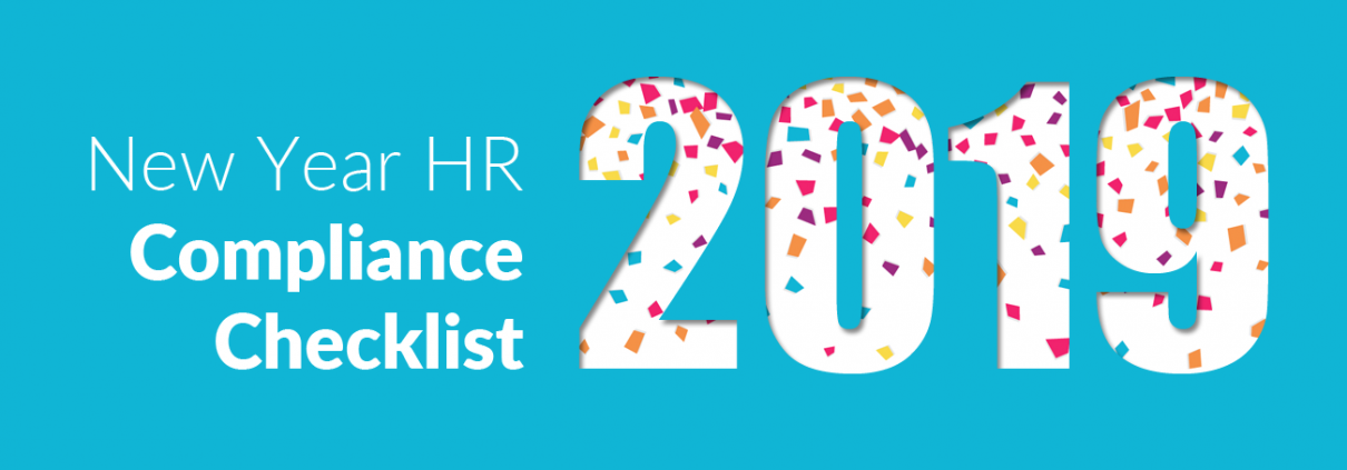 2019 New Year HR Checklist