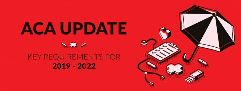 ACA Updates for 2019-2022