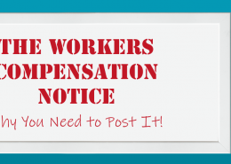The Workers Compensation Notice