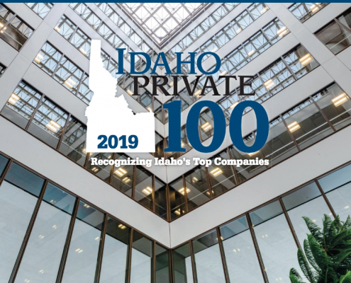 2019 Idaho Private 100